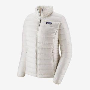 Patagonia Cream White Puff Jacket